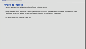 SCOM 2012 – Console Error Microsoft EnterpriseManagement Monitoring