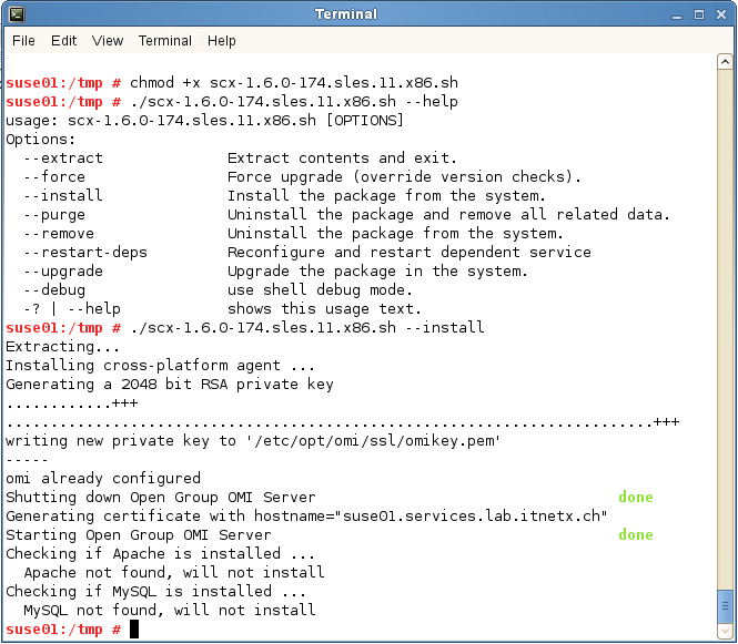 SCOM 2012 R2 TP3 – Monitoring Apache Web Server | STEFANROTH NET