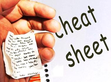 Cheat-Sheet