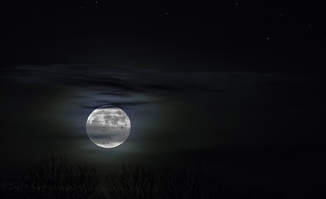 selene - zeita lunii