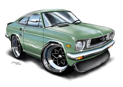 Datsun 1200 gx