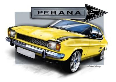 Ford Capri Perana
