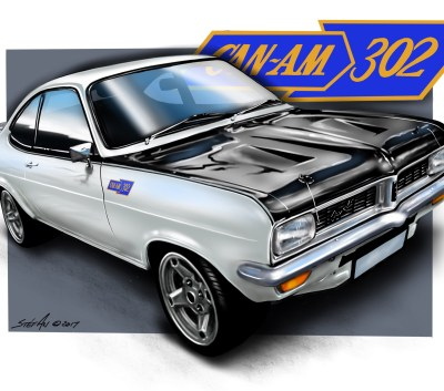 south african muscle cars, chevy can am,