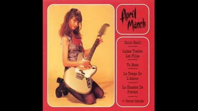 April Marsch – Chick Habit