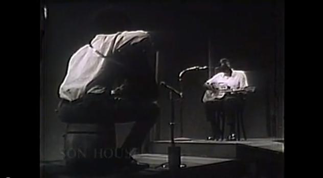 Son House – Death Letter Blues