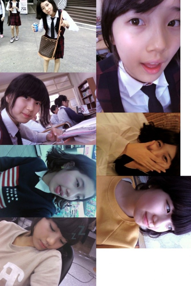 Pre-debut pictures of Suzy(Sue Ji) from Miss A (3/3)
