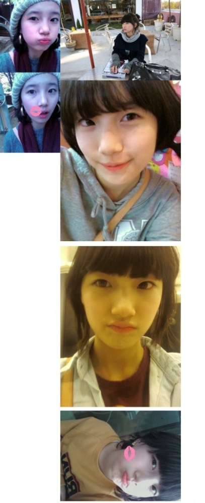 Pre-debut pictures of Suzy(Sue Ji) from Miss A (2/3)