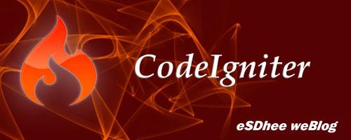 CodeIgniter Talk : CRUD Part 1 (1/5)