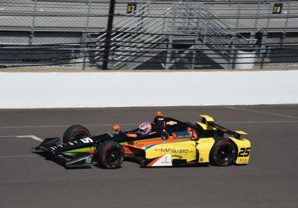 Stefan Wilson closing on 2018 Indy 500 deal