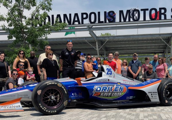 Stefan Wilson Announces Car Livery for 102nd Running of the Indianapolis 500