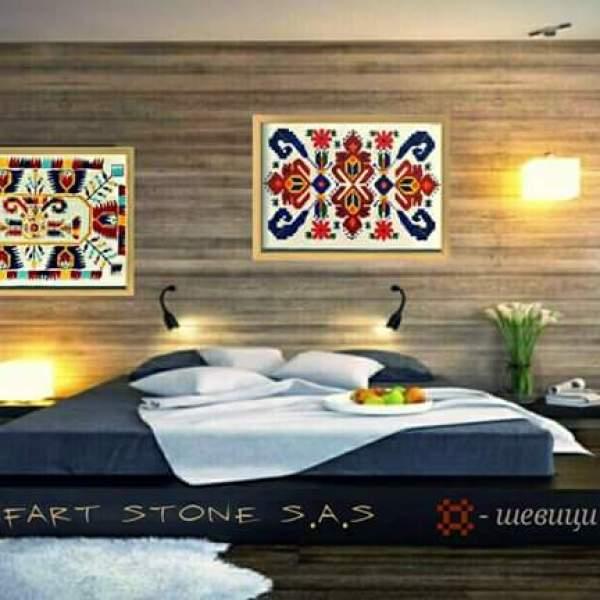 картини за дома рисувани шевици