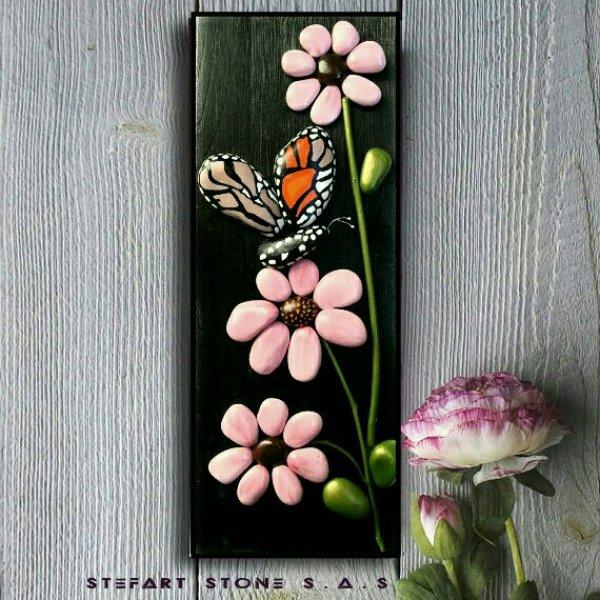 Картина пано Пеперудените моменти 1