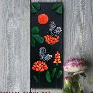 Картина пано Пеперудените моменти 2