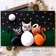 картина за детска стая котета