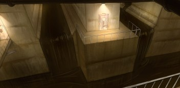 Sewers , environment design.
