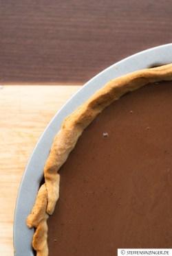 Schokoladen- Kaffeetarte (12 von 17)