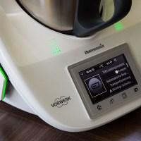 Der Thermomix mit neuem Feature: Cook-Key