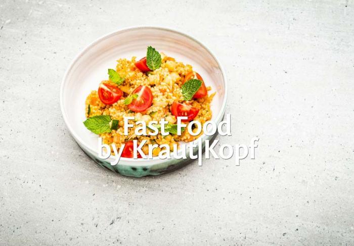 Fast Food by Kraut|Kopf
