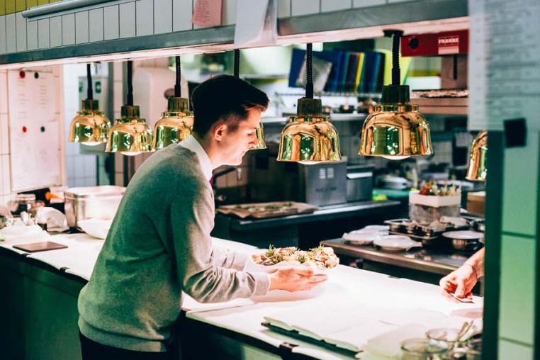 Lorenz Adlon Esszimmer