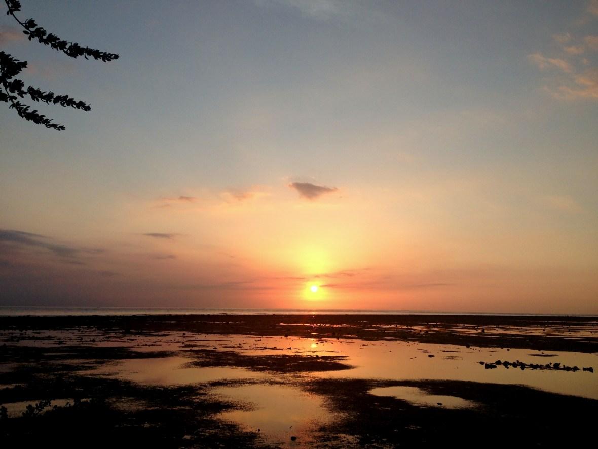 Jalan-jalan ke Gili Trawangan: Snorkeling Tiga Pulau dan Sunset (Part 2)