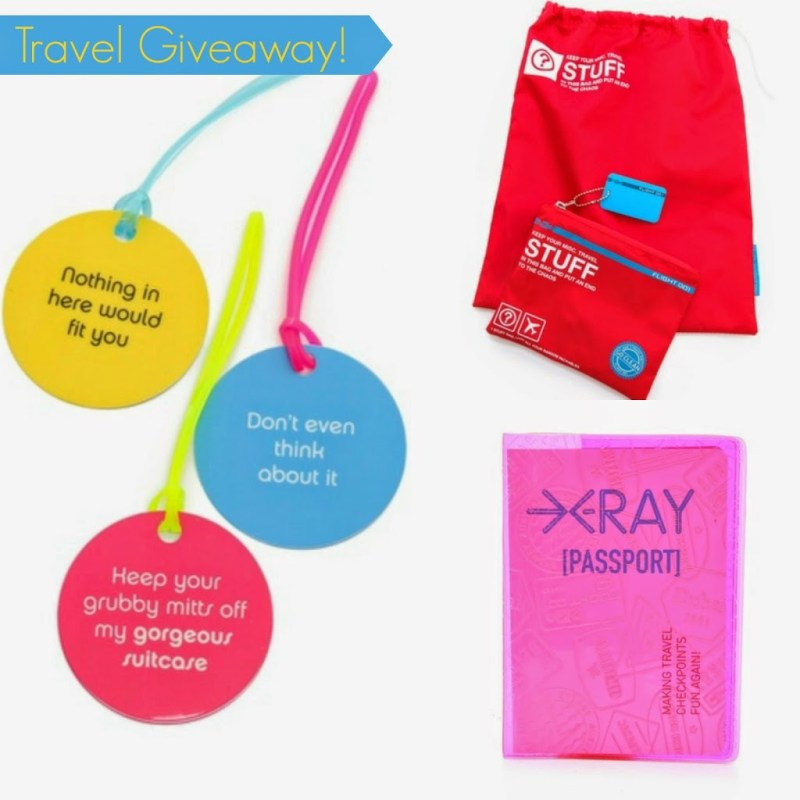 **Closed – Travel Accessories Giveaway