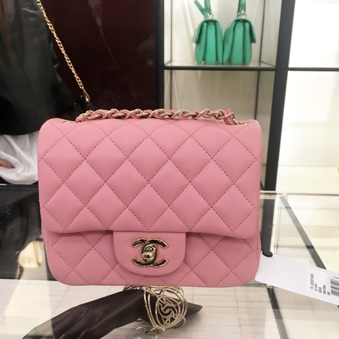 bc3f4e9955997b Chanel Shopping at Rue Cambon - Steffy's Style