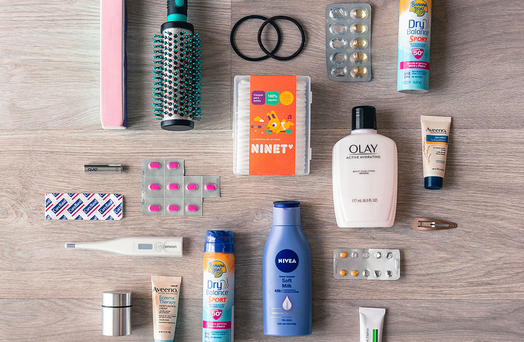 Non-Liquid Travel Toiletries for Your Carry On - Stef Goes Solo