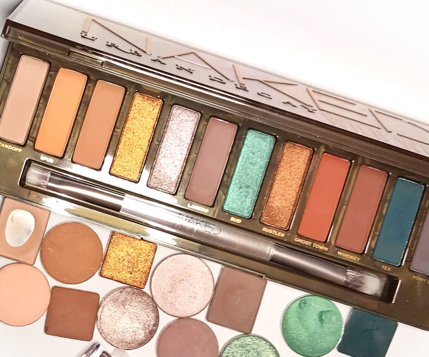 Naked Wild West Palette by Urban Decay – Swatches, Dupes, and Initial Thoughts