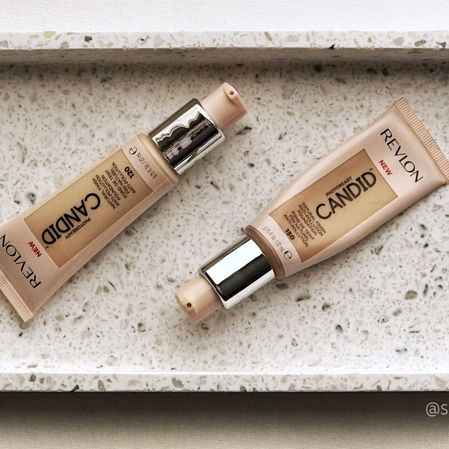 Revlon Candid Foundation Review