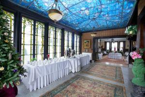 Mary Stegmaier Mansion Solarium