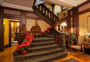 Mary Stegmaier Grand Staircase