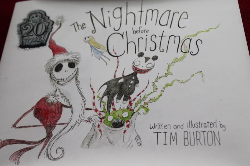 The nightmare before christmas resenha 20 anos o estranho mundo de jack