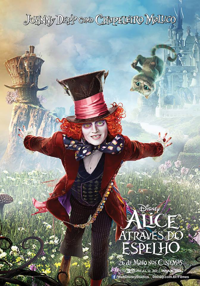 alice atraves do espelho alice thought the looking glass12523969_1137393359615597_7773190056017073821_n