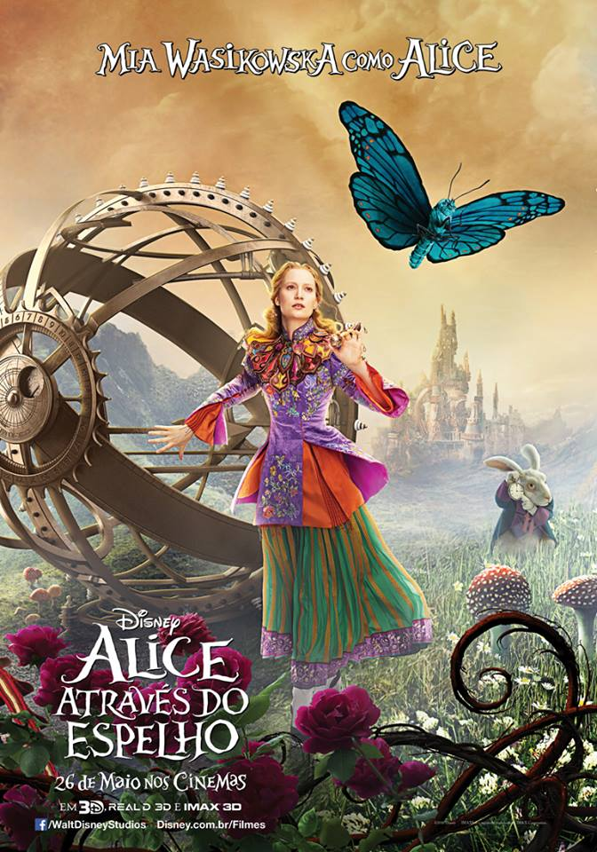 alice atraves do espelho alice thought the looking glass12803261_1137393346282265_693437721006788022_n