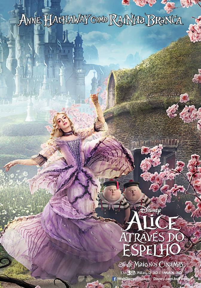 alice atraves do espelho alice thought the looking glass12919642_1137393449615588_2075508273406189796_n