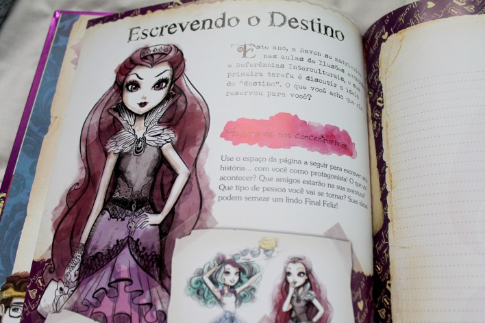 raven-queen-livros-ever-after-high-o-mundo-dos-royals-and-rebels-ciranda-cultural-por-dentro