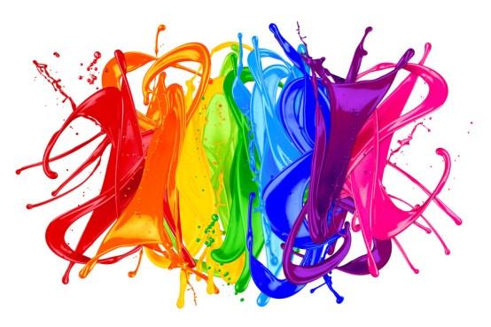 Beschichtung und Farben