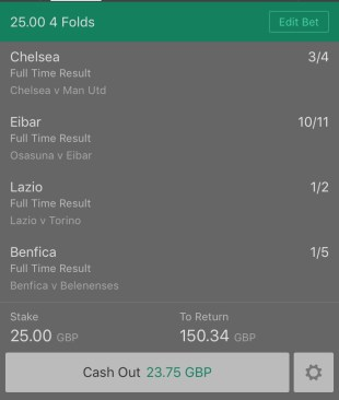 Monday Night 4 Fold