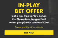 Champions League Final - Guaranteed Winning Bet