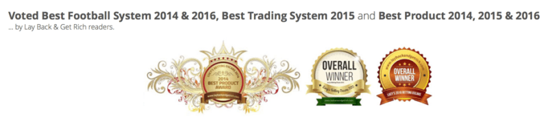 Goal Profits - Football Trading - Voted Best Football System