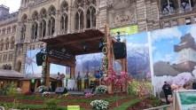 steirische Musik am Rathausplatz