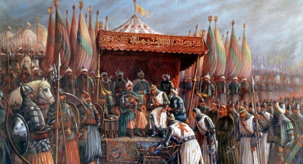 Krig i 1000 år –kollektiv skyld?