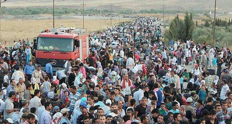 Syriske flyktninger i Irak (UNHCR)
