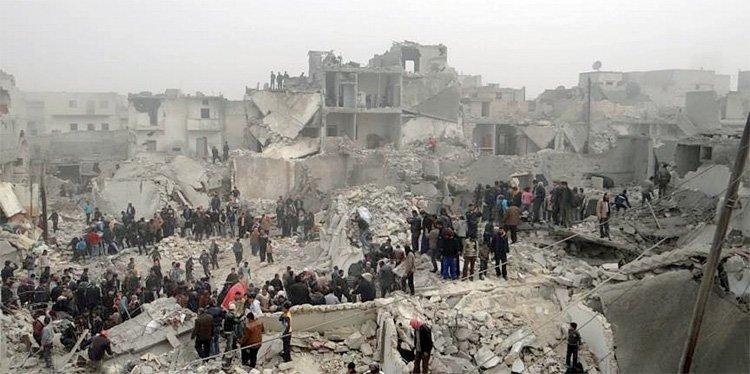 syria krig