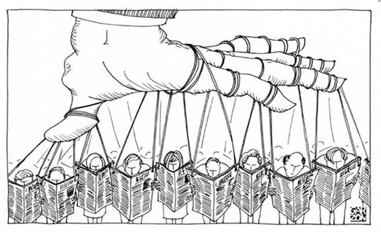 Klassekampen og kildenes makt