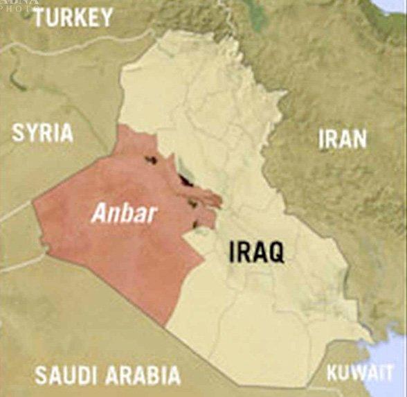 Har en oljelobby overbevist Trump om å dele opp Irak?
