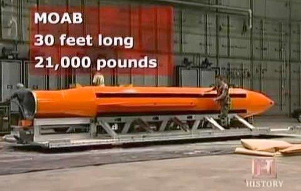 Snowden: Den afghanske bunkeren som «MOAB» ødela var bygget av CIA.