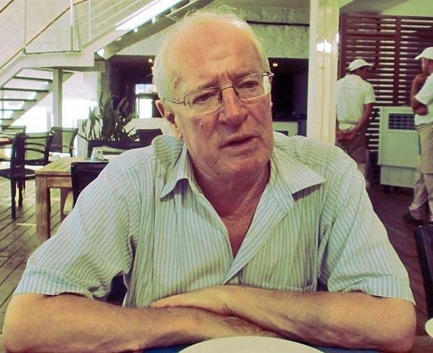«Det finnes ingen god løsning for Syria» – intervju med journalistlegenden Robert Fisk
