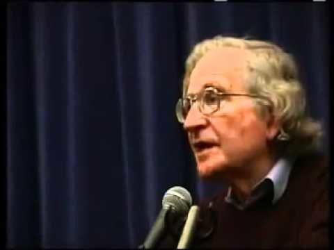 Noam Chomsky: –USA er IKKE et demokrati