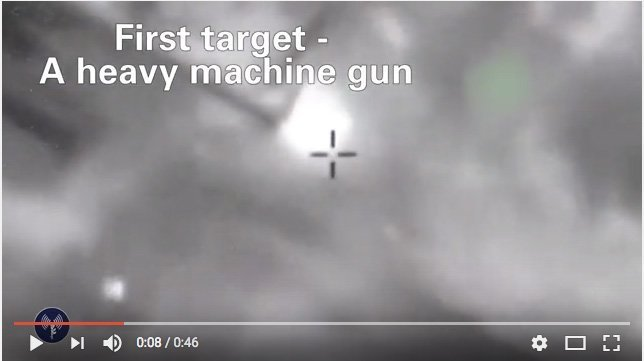 Israel angrep den syriske hæren, ga flystøtte til islamister